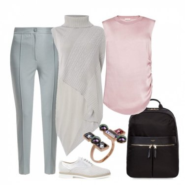Outfit Comfy Urban chic outfit in Pastel!