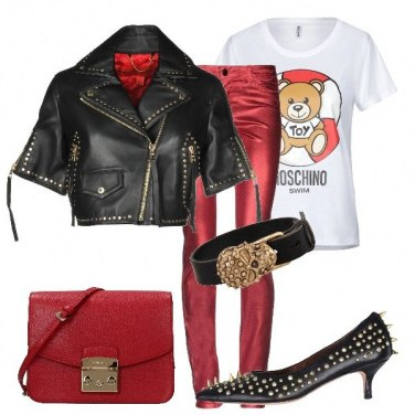 Outfit Baby rock!