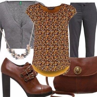 Outfit Spighe di grano