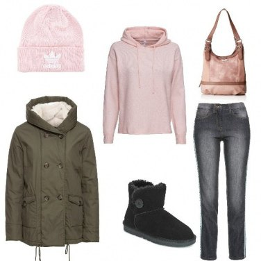 Outfit Scuola