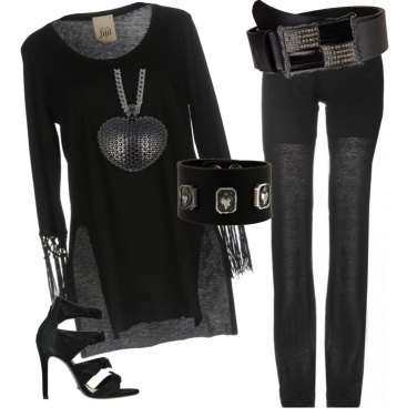 Outfit Sensual rock