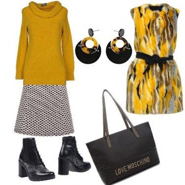 Outfit Un po\' di ocra