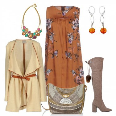 Outfit Etnico #83