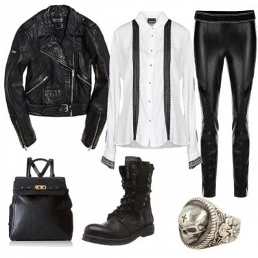 Outfit Rock #74