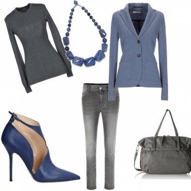 Outfit Semplice e chic