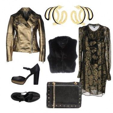 Outfit Ragazza d\'oro