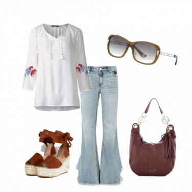 Outfit Etnico #85