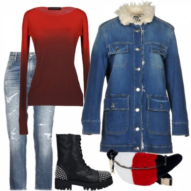 Outfit Basic #454