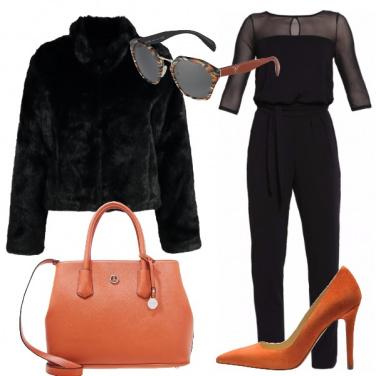 Outfit Coloriamo il nero
