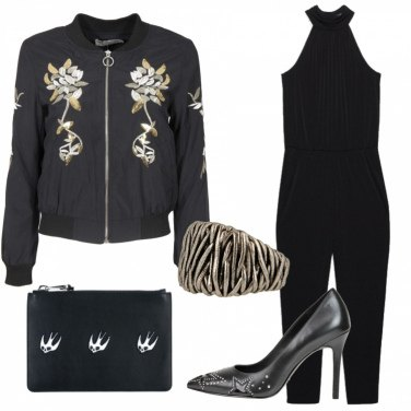 Outfit Dark mood