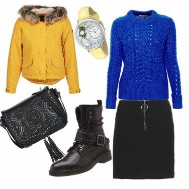 Outfit Coloriamo l inverno!