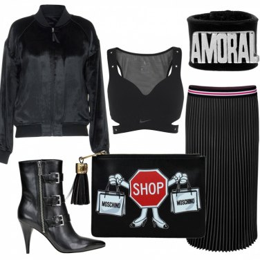 Outfit Sexy urban