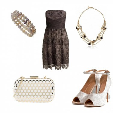 Outfit Light gold