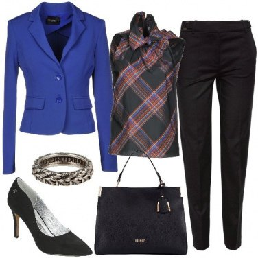 Outfit A cena fuori dopo l\'ufficio