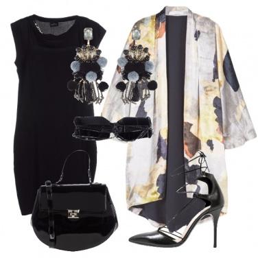 Outfit Serata etno-chic