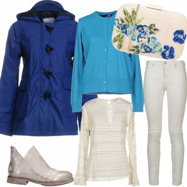 Outfit La Tracollina floreale