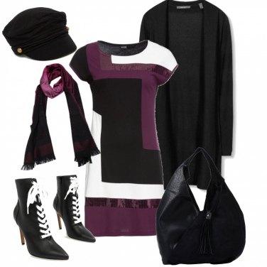 Outfit Stivaletti spiritosi
