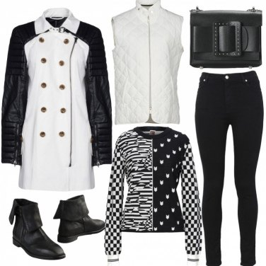 Outfit Opposti che Attraggono