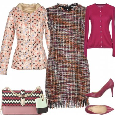 Outfit La giacchina sopra il vestito
