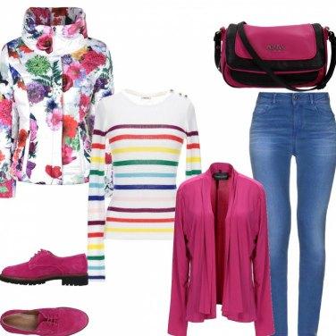Outfit Quando vuoi che il mondo sia a colori