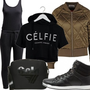 Outfit Sexi sporty style