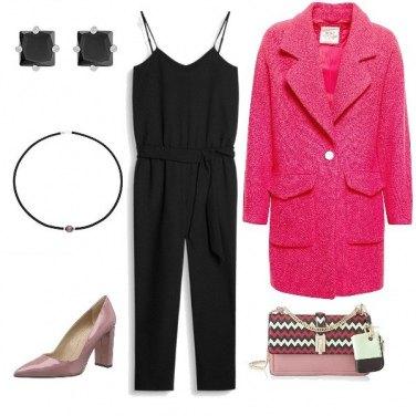Outfit Fucsia!