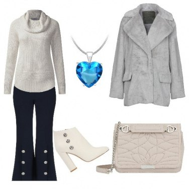 Outfit Non solo blue