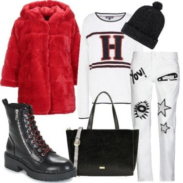 Outfit Basic #478