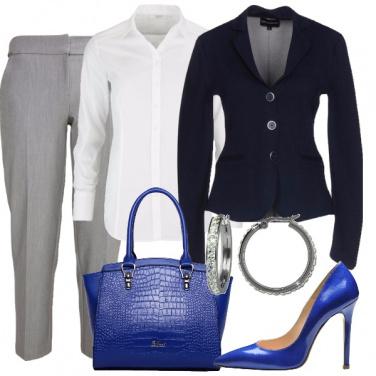 Outfit Un martedì al lavoro