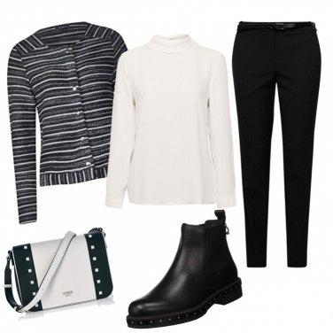 Outfit Passeggiata trendy