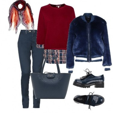 Outfit Basic #480