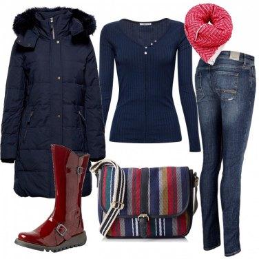 Outfit Capi basic con i saldi