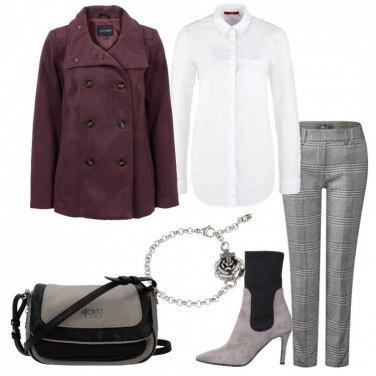Outfit Con stile in ufficio