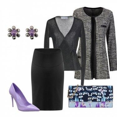 Outfit Borsa trendy