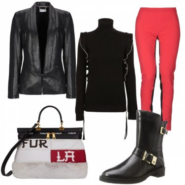 Outfit Rock #90