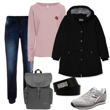 Outfit Basic #490