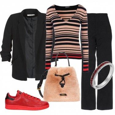 Outfit Alla moda..ma comoda!