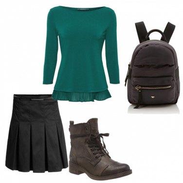 Outfit Rientriamo a scuola!
