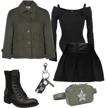 Outfit Rock #96