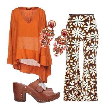 Outfit Festa anni 70
