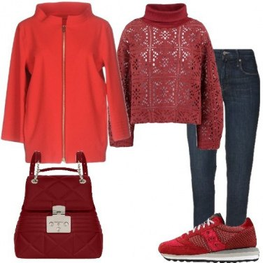 Outfit Basic #496