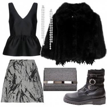 Outfit Anfibi per ballare