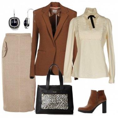 Outfit La longuette per l\'ufficio