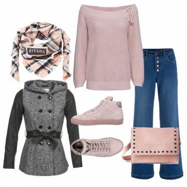 Outfit Un caldo gennaio
