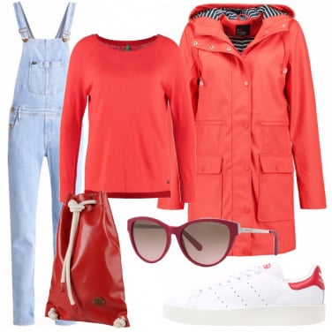 Outfit Domenica con gli amici