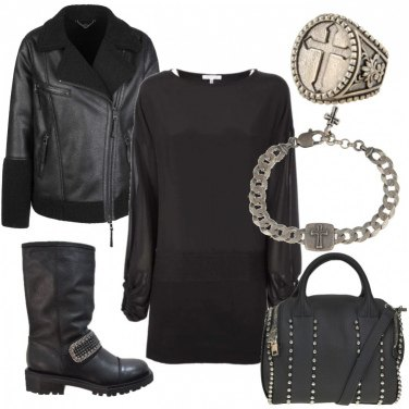 Outfit Street rock