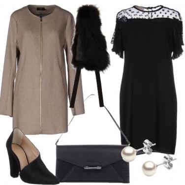 Outfit Raccolto con classe