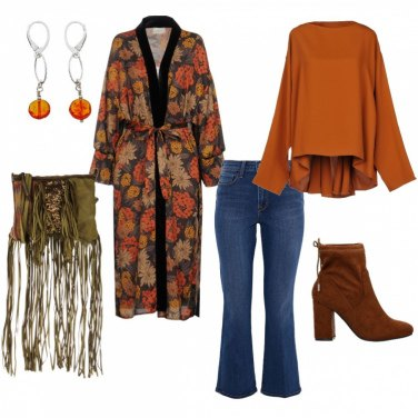 Outfit Seventies