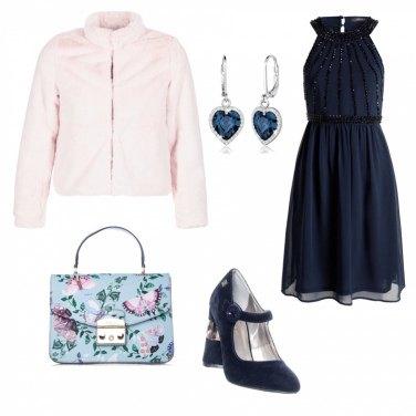 Outfit Romantica e chic
