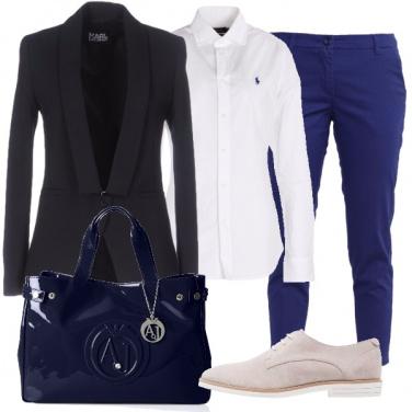 Outfit Sofisticata al maschile